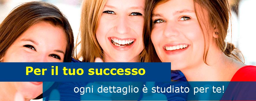 per il tuo successo
